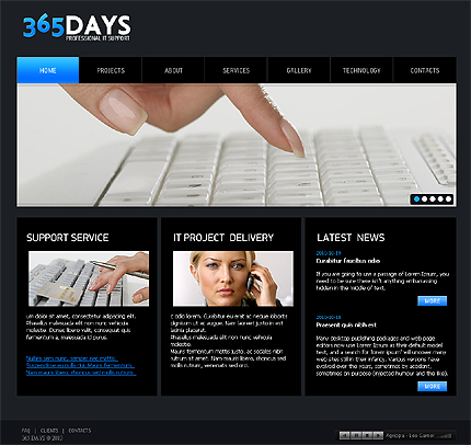 Top 15 Flashmint Website Templates
