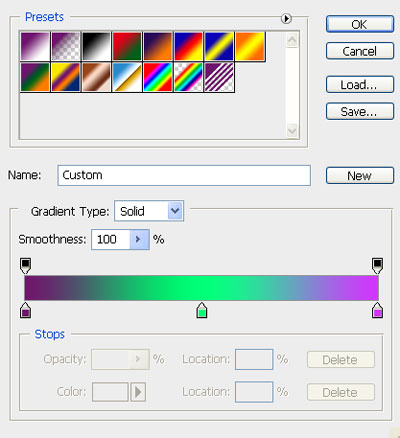 Colorful Text Effect in Photoshop