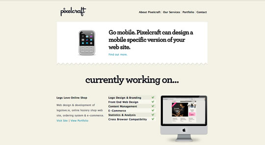 30 Clean Web Designs for Inspiration