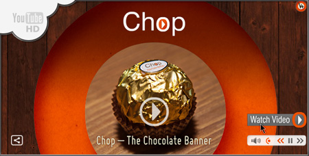 Chop – The Chocolate Banner
