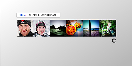Flickr photostream