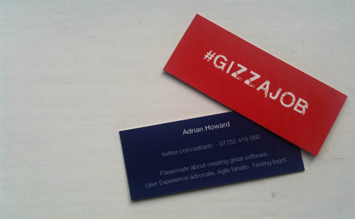 25+ Mini and Creative Business Cards
