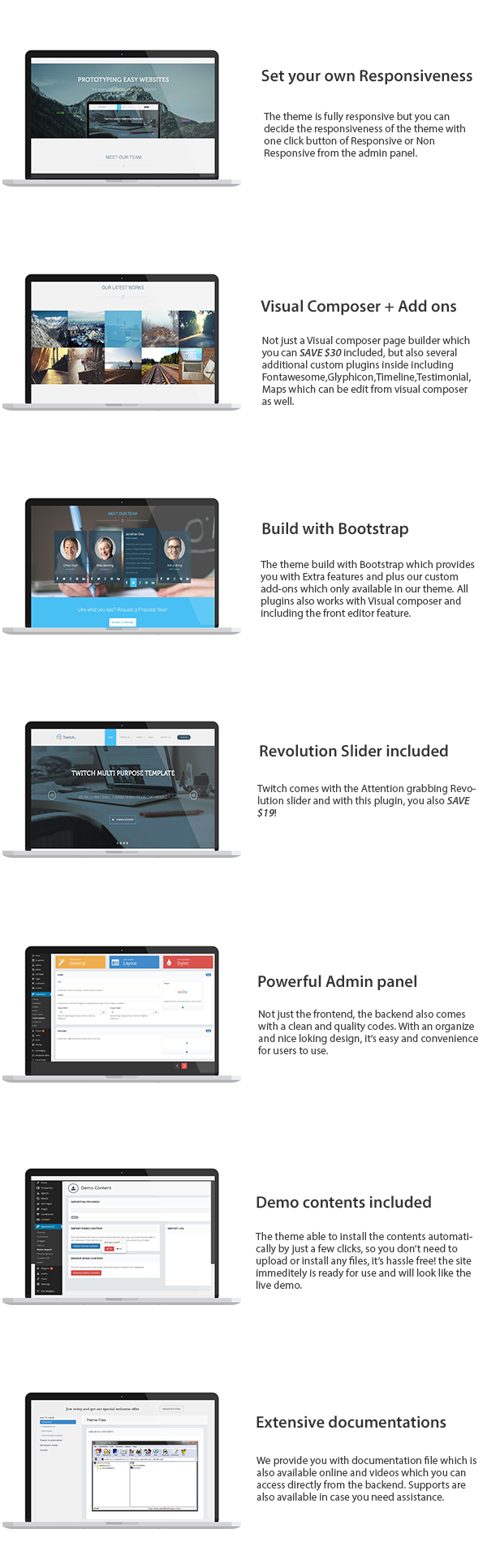 Twitch - Multipurpose Business WordPress Theme