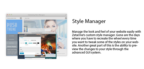 style manager