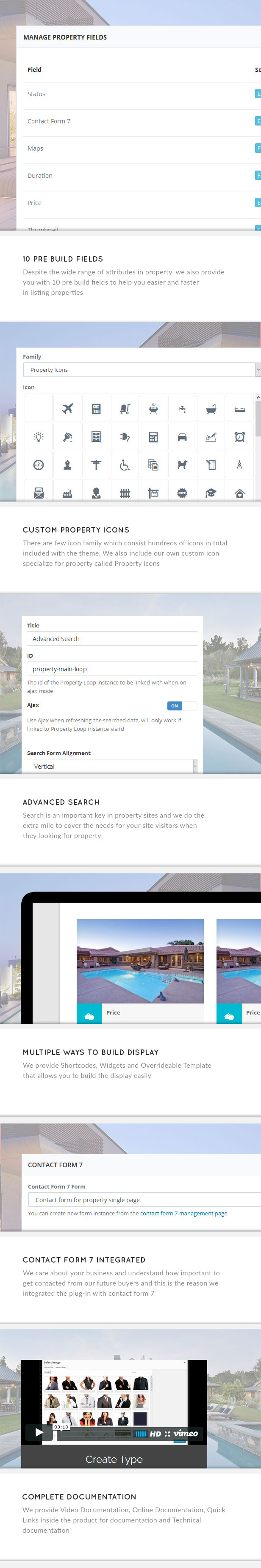 WordPress Property Real Estate Plugin 6